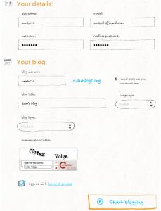 edublogs signup